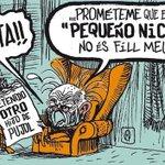 #Humor | Sobre Nicolás y los Pujol uno se lo cree todo... http://t.co/tSE4zhm0Eb