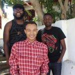 #Weekender @SugaryOblivion sat down with Namibian hip-hops golden guys @BlackVulcanite: http://t.co/kKWVKjat1U http://t.co/G3AuNXgz8p