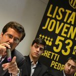 Rachetti lanzó su candidatura http://t.co/tIwTtGHO9N http://t.co/5G7yaypD4q