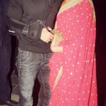 """""""@htcity: Cracker of a pic Actors @iHrithik and @deepikapadukone at @aamir_khans Diwali bash http://t.co/liYlg03t6o"""" Capricorns♥♡"""