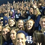 RT @wflaAdrienne: Newsome is showing some major school spirit this AM! http://t.co/2JlRjVcDvd