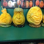 So many cool pumpkin carvings here @NCStateFair http://t.co/hmKw0k0i2X