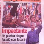 """""""@leohaberkorn: La veda electoral y el diario La República. http://t.co/m2RJoE0mff"""" festejen uruguayo que las leyes no están echas pa romper"""
