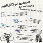 RT @BUNDjugend_Bln: Als #CriticalMass gemeinsam zur Uni. #Berlin fährt als mitRADgelegenheit. Join us! .@MRADGBLN .@CMBerlin .@BerlinRad http://t.co/A780iTlIZ1