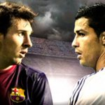 RT @futmais: Desde que Cristiano chegou ao Real: Messi: 15 gols em 22 clássicos CR7: 13 gols em 21 clássicos https://t.co/rSw6wqQfJD
