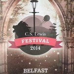 Congratulations to everyone @CSLewisFest Looking forward to getting to some of the great events that are organised http://t.co/tCvz7uZY68