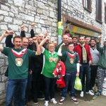 RT @PaulByrne_1: @CorkCityFC fans all set for journey to Dundalk. http://t.co/vwynZqjchQ