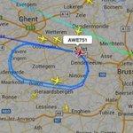 L'étrange manège d'un Boeing américain dans le ciel belge se termine bien https://t.co/jWe4l00xSm http://t.co/bkzV20gsYl