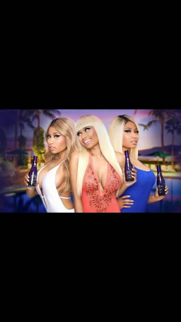 So excited to be representing the #uk launch of @MYXFusions the amazing drink from @NICKIMINAJ @EdenCancan http://t.co/WpyzUZ5A1t