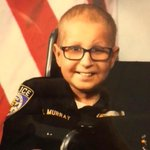 Honorary Frisco Police Officer Kyle Murray lost his cancer fight. His bravery, inspiring. In my heart, Kyle http://t.co/XjG8A6vG7C