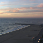 What a beautiful morning. Day dawning in #VaBeach. Happy Friday. On our way to a great weekend. #hrweather #hrva http://t.co/4yzZLh3ZWZ