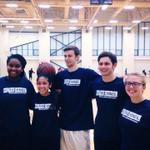 We had a great night, last night, at @WMUHomecomings 3-on-3 basketball tournament! #WeWillReign14 #WMU http://t.co/eMuUlw2QR6