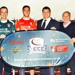 Dan Goslings an ambassador for @LVStreetwise & @ColesMillerLLPs soccer safety schools: http://t.co/DCNnYtQGPw #afcb http://t.co/e7u92OVOf5