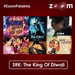 RT @ZoomTV: SRK: The King of Diwali Which is your favorite SRK Diwali release? Share your view with #ZoomPatakha in your tweets http://t.co/5hr1Uq6hWx