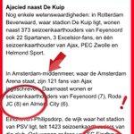 @rodajckerkrade OPVALLEND!!! Naast de arena wonen 8 seizoenskaarthouders van Roda! #limburgsepassie #rodajc #trots http://t.co/zjtAwqVlLe