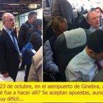 Rodrigo Rato ayer en el aeropuerto de Ginebra (Suiza) comprando Chocolates... #ChorizoSeFuerteM4 #PabloIglesiasARV http://t.co/kq3kMPiypn