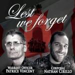 #CanadaStrong #Cirillo #Vincent #LestWeForget Book of Condolences @cityofhamilton 1st Floor #KXCOUNTRY http://t.co/PlGz7uouhp
