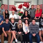 Its Homecoming Weekend! The Homecoming Nominees joined us on BWTV today to celebrate! #homecoming http://t.co/eLSk6QcmZ1