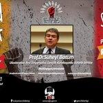 RT @genclikbirligi: CHP Eskişehir Milletvekili Prof. Dr. Süheyl Batum da Uluslararası Anti-emperyalist Gençlik Kurultayında. http://t.co/d3YHDgqqO0