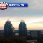 Beautiful sunrise over the #KingAndQueen this morning -- and a great afternoon on the way! @GoodDayAtlanta #fox5atl http://t.co/bsCeKJJ3Vg