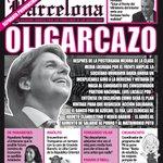 Salió la edición uruguaya de @revisbarcelona . No sé si me gusta que los hermanos arg. se metan en nuestra política. http://t.co/Tf5or49Hq4