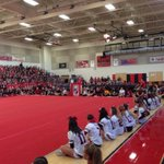 First pep rally of the year! Go Lancers! http://t.co/rGZhzhLpsg