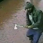 RT @CBCNews: Man with hatchet shot dead after attacking NYC police http://t.co/s4SSTGMb92 http://t.co/kCuKgW6Mtp