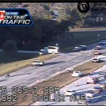 UPDATEL All lanes are closed EB Fowler Ave at I-75, delays WB Fowler Ave, SB 75 entrance ramp is also blocked http://t.co/HhXBeQbxmD