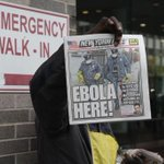 Outside #BellevueHospital in #NYC where Dr. Spencer remains in isolation #Ebola #EbolaInNYC http://t.co/lCHZ0qXEqV