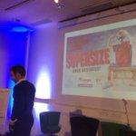 Mikko Kuitunen @Tampere #jcisupersize alkamassa #Tredeaoy #Yrittäjät #EY #Technopolis #ypäivät http://t.co/xsUV7rplqK