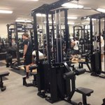 6AM lifting session. Guys came to work this morning! #PiratesFight http://t.co/sktXR4mYSY