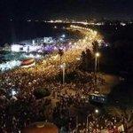 Me desperté con la imagen de ayer, el #3FA está llegando. Y como dijo Tabaré, LA VICTORIA ES NUESTRA!! #YoVotoFA http://t.co/Ym4CBiN7SK