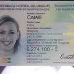Así será el nuevo documento de identidad uruguayo a partir de marzo 2015. @InfoTNU http://t.co/CsgkZtGdBm