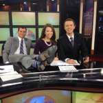 We have our @UCABears purple on! Homecoming is tomorrow at 6pm. @ChristinaM716 @GregDeeWeather @A_Nolan http://t.co/zkpYSOZLYc