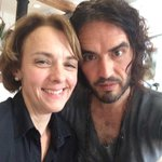 RT @FT: When @lucykellaway met Russell Brand (@rustyrockets) for #LunchwiththeFT... There were selfies http://t.co/eNrqLMK4yq http://t.co/nFYBZW6l4l