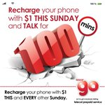 RT @Telecel_Zim: Talk till you drop this and every other Sunday for just $1 now thats something worth telling someone about. #twimbos http://t.co/34K5xG4tIp