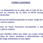 RT @oshrik: DATO DURO: Estas son las conclusiones del MINSAL respecto al cáncer en #Antofagasta #EstePolvoTeMata http://t.co/JGRRAvwOW6