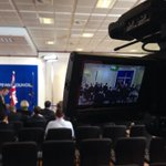 RT @ukineu: #euco European Council has finished. PM Cameron @Number10press press conference shortly. http://t.co/1idxKqAodD