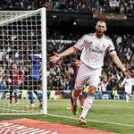 RT @realmadriden: .@Benzema has scored 4 goals in the last 3 Clásicos in La Liga at the Santiago Bernabéu #RealMadridvsFCB #HalaMadrid http://t.co/0owoEsB0Eq