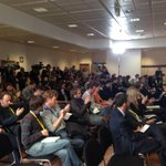 RT @aledwwilliams: Packed house ahead of #EUCO @Number10gov press conference. http://t.co/3ErEUjxRrL