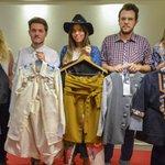 Cinco finalistas para primer premio en diseño en concurso Lúmina. Aquí algunas de sus prendas http://t.co/wJEyGwDDrO http://t.co/mAN2j26NwP