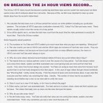 RT @TheStylesUpdate: JUST A REMINDER That THESE are the official rules to break a VEVO Record. from @Vevo #StealMyGirlVideoToday http://t.co/BPtmGJZCSH