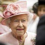 Queen Elizabeth II sends her first tweet!! http://t.co/oraXSzSdXU