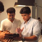 Behind the scenes - #Kaththi photoshoot http://t.co/lxHfnk5mJp