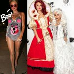 Hollywood #Halloween! Here's what all your favorite stars wore last year! http://t.co/2Ipvham5Hb