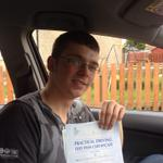 RT @Kennyldt: Well done Nathan Brown on passing his test today in Ayr #ayrshire first time assisted by http://t.co/7PYNTLKsn9 http://t.co/f8Vzob7Def