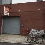 Uh its 9AM RT @reuterspictures: The Gutter bowling alley in #Williamsburg stands shuttered over Ebola scare http://t.co/H15sjvJOom