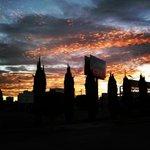 RT @cali_gil: Así amanece en Puebla.... Vía @abrajamtorres http://t.co/1wdlpvJouh