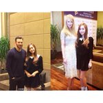 RT @maomao_army: [PIC] 141024 Jessica with Chris Evans and Jessica with Nicole Kidman. http://t.co/7jBBPv0H64