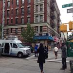 RT @IndraniBasu88: #Ebola hits #Harlem - 147 St is lined with tv crew this morning #EbolaInNYC http://t.co/wp7SUr5KnK